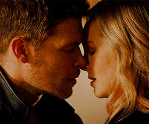 couple, The Originals, and klaus mikaelson image