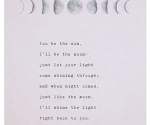 moon, phrases, and poems image