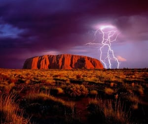 australia, night, and travel image