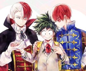 anime, beautiful, and midoriya image