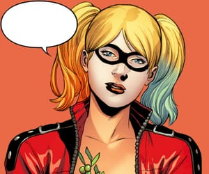 DC, harleen quinzel, and Q image