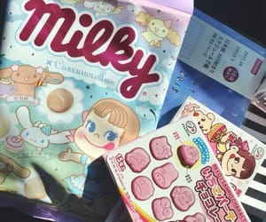 candy, japanese, and milky image