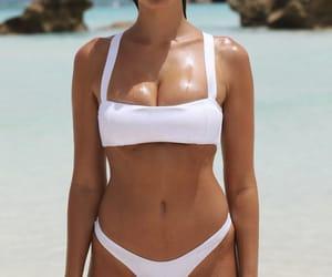 bikini, celebs, and Hot image