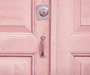 bambi, pinkbambi, and door image