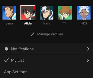 anime, legendary defenders, and Voltron image