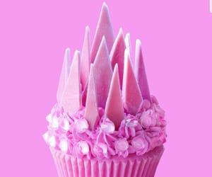 cupcake, dessert, and pastel image