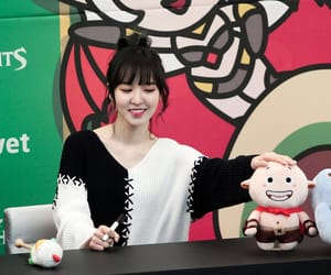 red velvet and wendy image