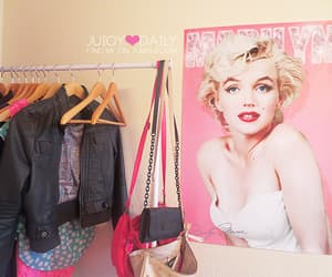 clothes, fashion, and Marilyn Monroe image