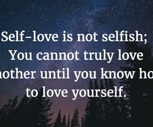 quotes, love yourself, and life style image