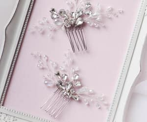 etsy, mother of the bride, and wedding headpiece image