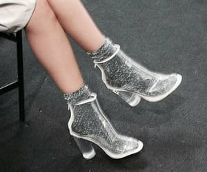 shoes, aesthetic, and boots image