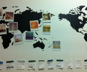 places, polaroid, and travel image