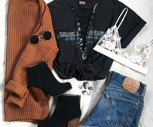 clothes, fashion, and roupas image