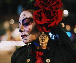 day of the dead and photography image