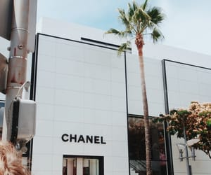 brand, california, and chanel image