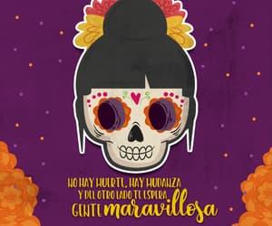 calaveras, tradicionfamiliar, and dia de los muertos image