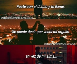 alma, amor, and diablo image