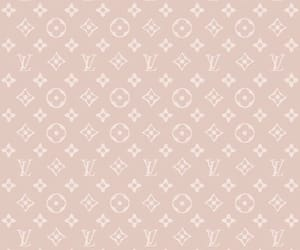 background, Louis Vuitton, and pattern image