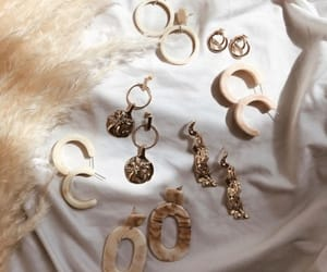 heart, jewerly, and pearls image