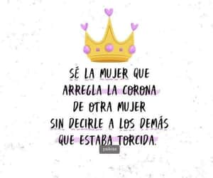 chicas, frases, and frases en español image