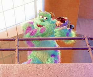 boo, friendship, and monsters inc image