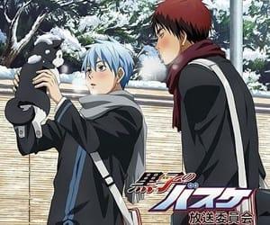 anime, kuroko no basket, and kuroko tetsuya image