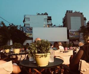 aesthetic, summer, and cinema image