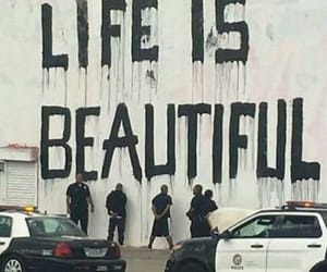 life, life is beautiful, and quotes image