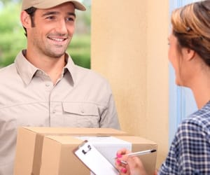 same day courier calgary, same day courier edmonton, and courier companies calgary image