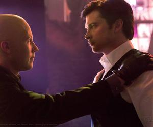 clark kent, smallville, and lex luther image