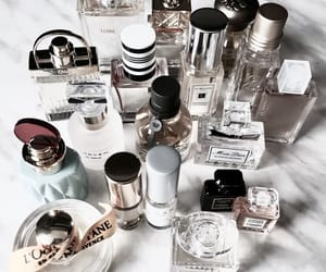 perfume, beauty, and nails image