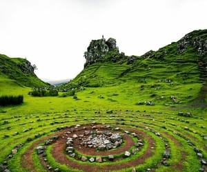 fairy, scotland, and glen image
