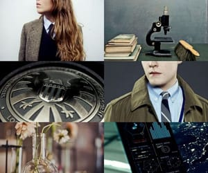 aesthetic, jemma simmons, and leo fitz image
