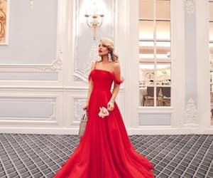 beauty, fashion dress, and delafard image