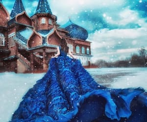 dress, goals, and blue image