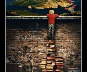 books, reading, and book lover image