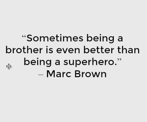 sibling quotes, brothers for life, and brother quotes image