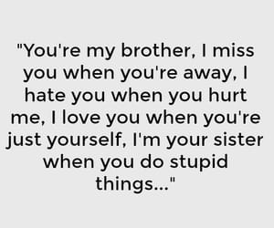 quotes about brothers and brothers sayings image