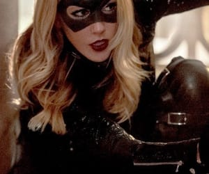 arrow, Black Canary, and DC image