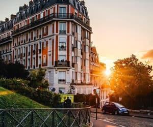 montmartre, ile de france, and capitale france image