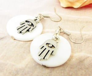 etsy, gift for her, and beach jewelry image