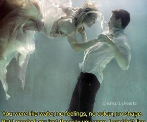 alone, broken, and brokenheart image