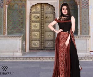 stylish suits with plazzo, suits with plazzo online, and women suits with plazzo image