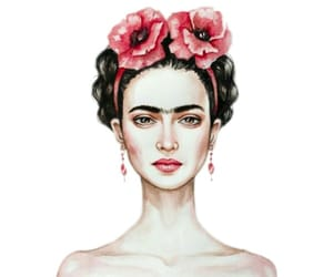 art, Frida, and frida kahlo image