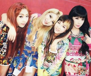 2ne1 and kpop image