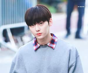 minhyun, nuest, and wanna one image