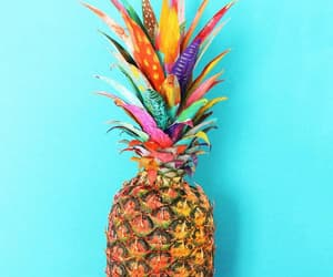 pineapple, wallpaper, and pattern image