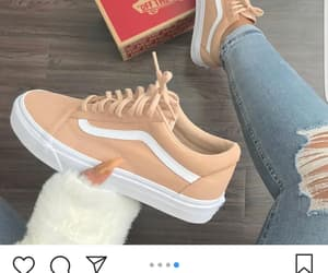 pink, rose, and sneakers image