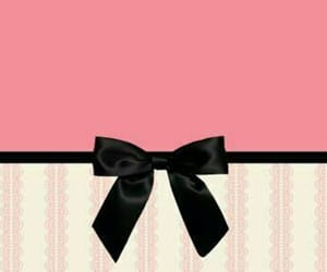 background, bow, and wallpaper image