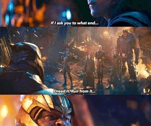 Avengers, Marvel, and quotes image